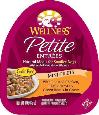 4 Wellness 174 Petite Entrees Mini Filets With Roasted